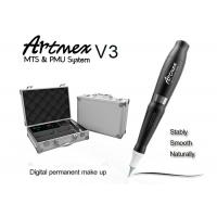 Wholesale Semi Permanent Makeup Tattoo Machine Eyebrow Tattoo Pen With Aluminum Alloy Suitcase from china suppliers