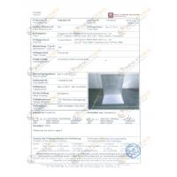 ANPING EON METAL MESH MFG CO., LTD Certifications