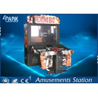 Modern High-tech Shooting Arcade Machines With Bright LED Lights For Game Center for sale