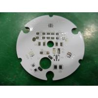 Wholesale High Precision 2 Layer Round LED PCB SMD LED Lighting PCB Circuit Board from china suppliers