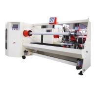Wholesale Double Sided Pe Foam 1300mm Adhesive Tape Cutting Machine from china suppliers