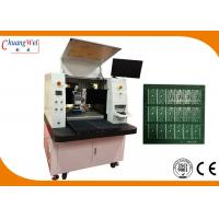 Buy cheap ±20 μm Precision FPC Laser Cutting Machine For PCB Board Manufacturing Process from wholesalers