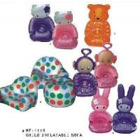 Wholesale Child Inflatable Sofa (NF-1115) from china suppliers