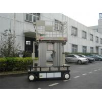 Wholesale 6m Electric Ladder Lift With 480 KG Load , Self Propelled Aerial Work Platform from china suppliers