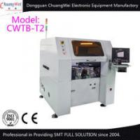 Buy cheap Online Visual Intelligent SMT / FPC Automatic Labeler Machine With Compact Struction,CWTB-T2 from wholesalers