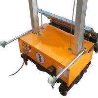China ZB800-4A Automatic Wall Rendering Machine For Sale Wall Cement Plastering Machine for sale
