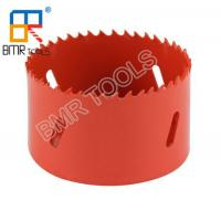 Wholesale BMR TOOLS 80mm HSS Bi-Metal Hole Saw Cutter M42 for wood and steel sheet cut from china suppliers