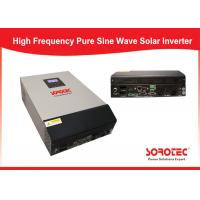 Wholesale Configurable Ac Solar Panel Power Inverter , Grid Tie Solar Inverter Solar Input Priority from china suppliers