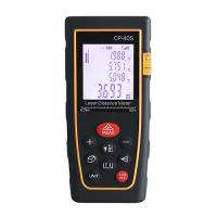Wholesale Effective Digital Laser Distance Measurer With Water Level , 0.05-100m Range from china suppliers