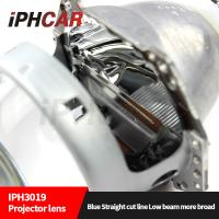 Wholesale IPHCAR 3 inch Hid bi xenon projector lens 12V 35W  High Low Beam Car headlight from china suppliers