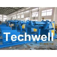 Wholesale 5 / 7 / 10 / 15 Ton Automatical Decoiler Curving Machine With Outer Diameter 1300mm from china suppliers