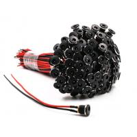 Buy cheap Waterproof 3 Pin 2.1mm x 5.5mm DC Jack with Back Screw Ring DC5521/5525/35135 from wholesalers