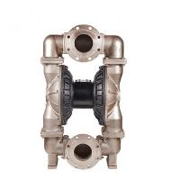 China QBY 50 air operated double diaphragm pump for alumina powder transportation on sale