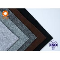 Wholesale Anti Slip 5mm Polyester Non Woven Felt With Pvc Dots , 120gsm - 800gsm from china suppliers
