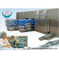 China Strip Chart Recorder Autoclave Sterilizer Machine With Fault Identifications Incorportated on sale