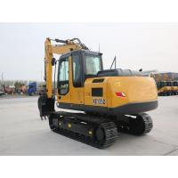 Wholesale Easy Operation Mini Crawler Excavator Machine XCMG 13T XE135D Construction Equipment from china suppliers
