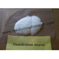 Wholesale 99% Purity Oral Steroid Powder Anavar / Oxandrolone for Bulking CAS 53-39-4 from china suppliers