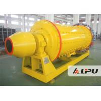 Professional Cement Silicate Mining Ball Mill Equipment 37kw 35rpm for sale
