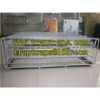 Wholesale human live trap cage zoo mesh carb trap from china suppliers