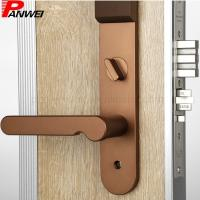 Wholesale Hotel Keyless Mifare Card Door Lock Passcode Security Combination Open from china suppliers