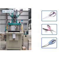 China Double Color Injection Molding Machine / ABS Injection Molding Machine For Scissors Grip for sale