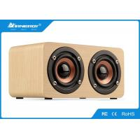 Wholesale Super Mega Bass Vintage Wooden Wifi Speaker / Bluetooth Wooden Stereo Speakers from china suppliers