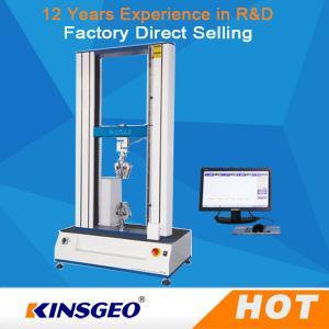220V Mechanical Universal Testing Machines With High Precise Ball Screw