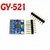 Wholesale GY-521 MPU-6050 MPU6050 Module 3 Axis analog gyro sensors+ 3 Axis Accelerometer Module from china suppliers