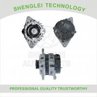 Wholesale Hyundai OEM Car Alternator Generator , IF Fan Type Mando Auto Parts Alternator from china suppliers