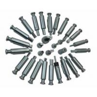 China 9CrSi / 6CrW2Si Material Tablet Press Tooling Pill Press Die Set Ellipse / Olive Shape on sale