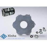 Buy cheap 6 Tipped Edco Scarifier Parts Tungsten Cutters Road Cement Surface Prep Machines from wholesalers