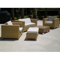 Wholesale 2014 popular outdoor rattan sofa set from china suppliers