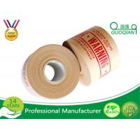 Wholesale Water Activated Kraft Paper Tape Anti Static With Cotton Thread For Packing from china suppliers