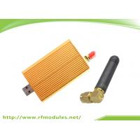 Wholesale 100MW AD Hoc Network Module Data Communication Modem with RS485 / TTL Interface from china suppliers
