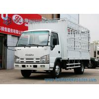 Wholesale 3 T  To 5 T Stake Truck 4x2 ISUZU 600P  98 HP Euro 4 ISUZU Engine from china suppliers