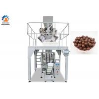 Wholesale Plastic Bag Auto Weighing Packing Machine, Durable Automatic Seed Packing Machine from china suppliers
