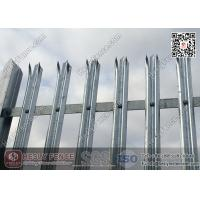 """Wholesale China Steel Palisade Fencing 