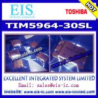 Wholesale TIM5964-30SL - TOSHIBA - MICROWAVE POWER GaAs FET - Email: sales009@eis-ic.com from china suppliers