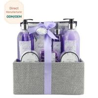 China Beauty Body Lotion Gift Sets Volume 30ml 100ml 200ml Customized Shape for sale