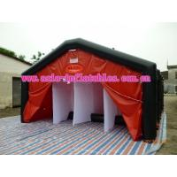 inflatable outdoor shower tent decontamination for sale