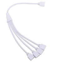 Wholesale Lights RGB Cable Customized Length 1 Point 4 Strip from china suppliers