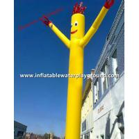 Wholesale Outdoor Large Inflatable Advertising Man , Blow Up Dancing Man For Rentals from china suppliers