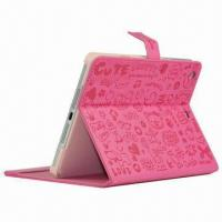 Wholesale PU Leather Case for Mini iPad, OEM and ODM Orders are Welcome from china suppliers