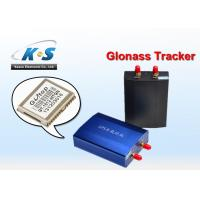 Buy cheap Black Quad Band Anti - Theft Alarm GPS Glonass Tracker 87*64*26mm from wholesalers