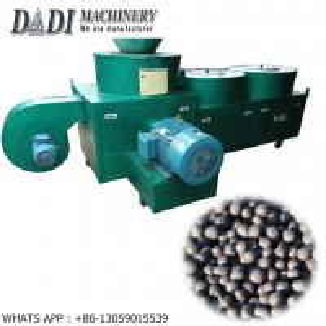 Wholesale KHL-400-2  organic fertilizer uniform granules making machine from china suppliers