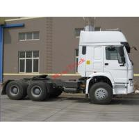 Buy cheap 6 X 4 Wheel Howo Head Heavy Duty Truck With 430 Diaphragm Spring Clutch from wholesalers
