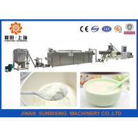 Buy cheap Good taste instant nutritional rice powder machine baby food CE certificate from wholesalers