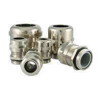 Wholesale PG Type Waterproof Metal Cable Glands With Strain Relief M12 M16 M32 M63 from china suppliers