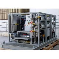 Wholesale Customized Cruise Ship Seawater Desalination Machine With ISO / CE Certificate from china suppliers