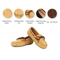 Wholesale Single shoes female 2017 new factory direct women's round flat pea shoes women's leisure shallow mouth shoes from china suppliers
